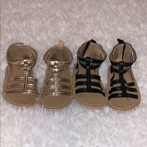 6-9 Month Baby Girl Sandals by Old Navy